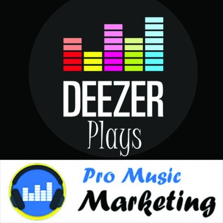 Deezer Plays Promotion