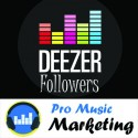 Deezer Followers Promotion
