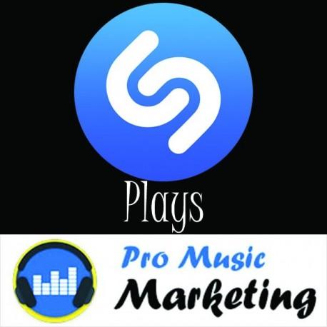 Shazam Plays Promotion