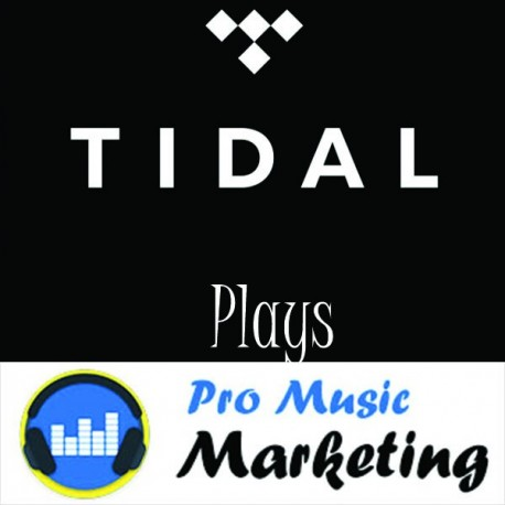 Tidal Plays Promotion