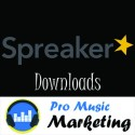 Spreaker Downloads Promotion