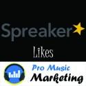 Spreaker Likes Promotion