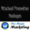 Mixcloud Promotion Package