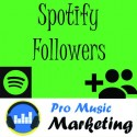 Spotify Followers Promotion for Artist and Playlist (Worldwide)