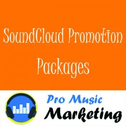 Soundcloud Promotion Packages