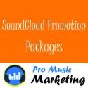 Soundcloud Promotion Packages
