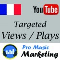 France Targeted YouTube Views