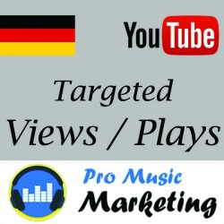 Germany Targeted YouTube Views