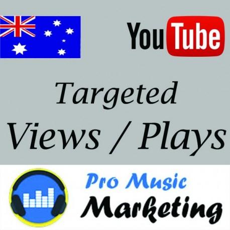 USA Targeted YouTube Views