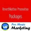 ReverbNation Promotion Packages