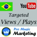 Brazil Targeted YouTube Views