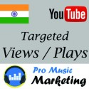 India Targeted YouTube Views