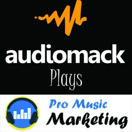 Audiomack Plays Promotion