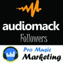 Audiomack Followers Promotion
