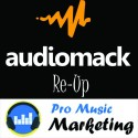 Audiomack Add to Playlist Promotion